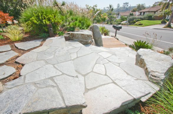 flagstone landscaping.  Landscaping DC West Construction Inc  Carlsbad CA On Flagstone Landscaping U