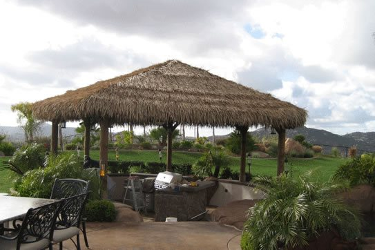 Backyard Palapa Kits Landscaping Network