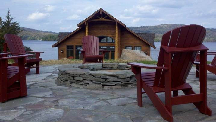 Stone Fire Pits Design Ideas Landscaping Network