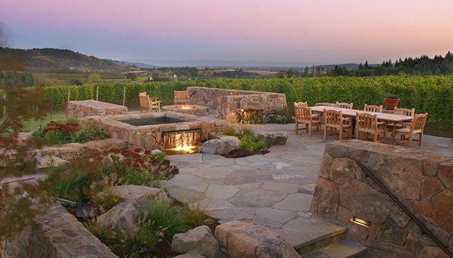 Tuscan Landscape Design - Landscaping Network