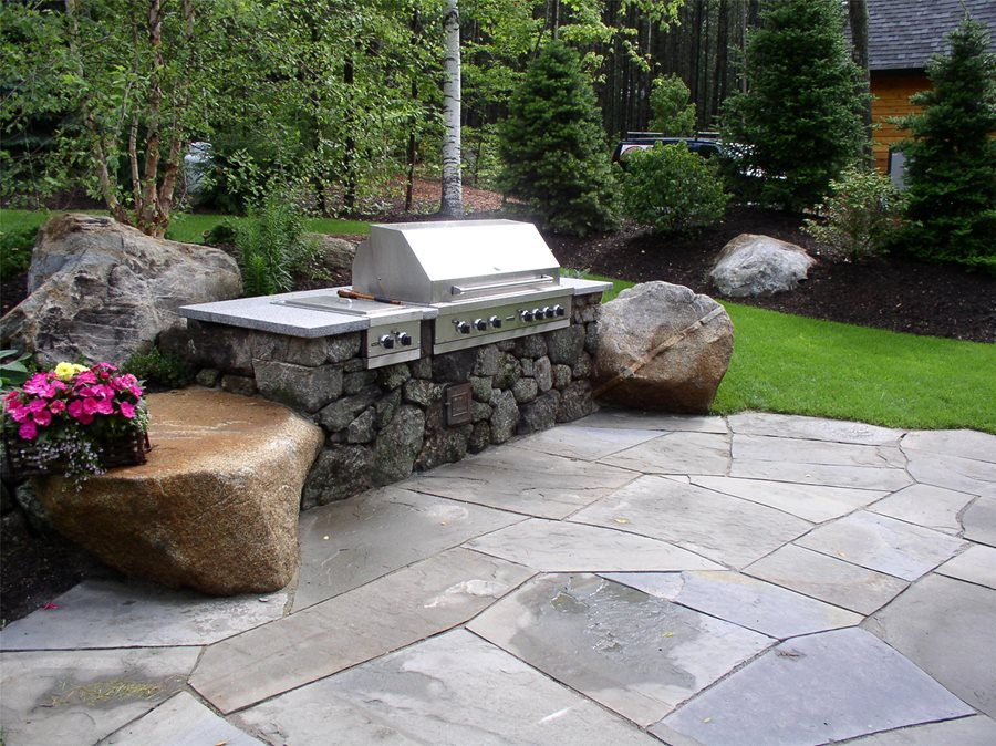 5 Tips for Improving Your Outdoor Kitchen Landscape |Landscape Outdoor Kitchens