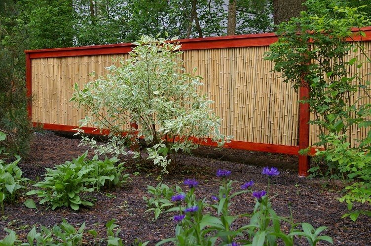 Bamboo Fences Landscaping Network