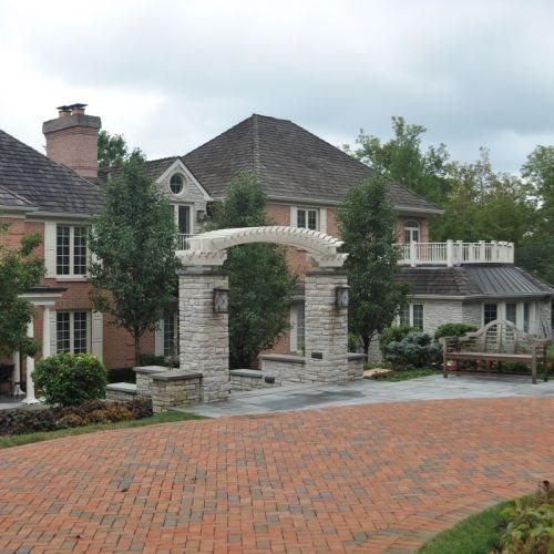 Paver Driveway Designs
