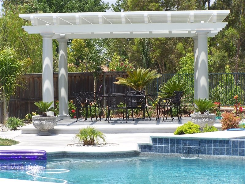 Aluminum Patio Covers Landscaping Network