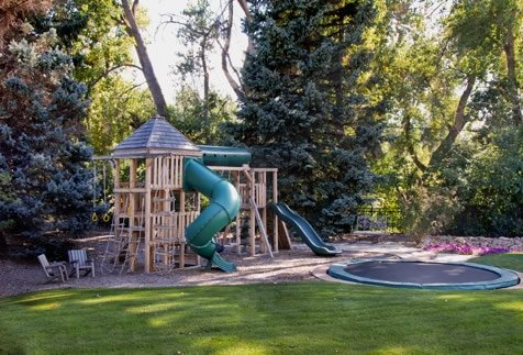 backyard play area ideas  landscaping network, Backyard Ideas