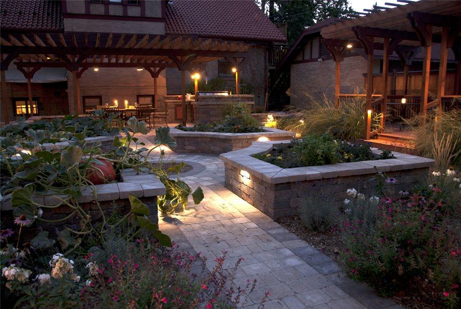 Design Ideas For Vegetable Gardens Landscaping Network