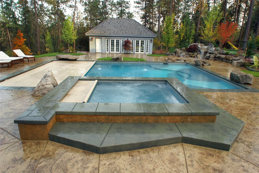 Automatic Pool Covers Landscaping Network
