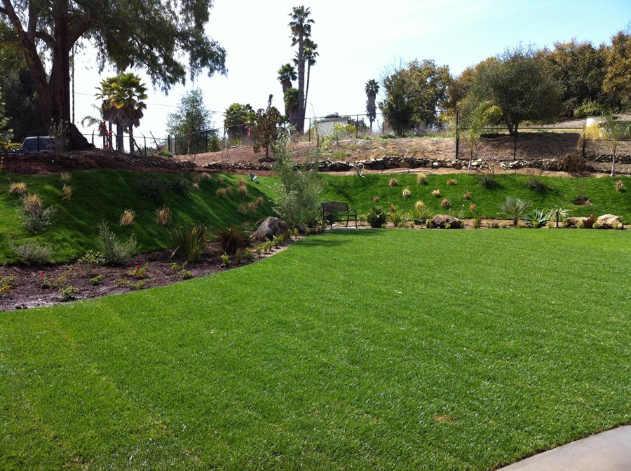 Cost to install maintain a lawn landscaping network for How much does a hillside tram cost