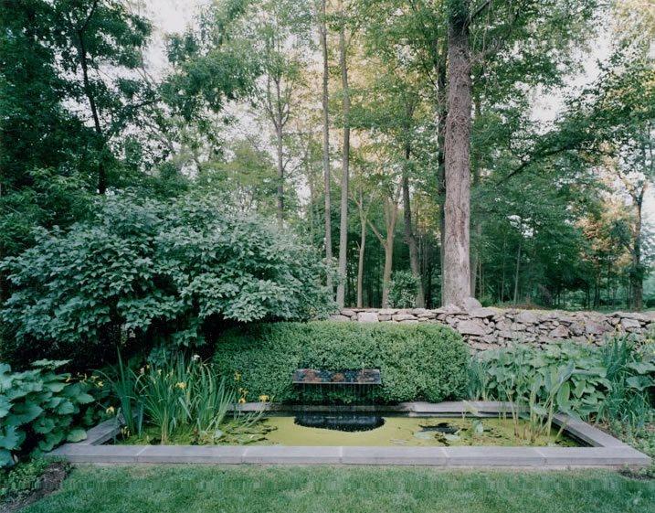 Formal Pond Design Landscaping Network
