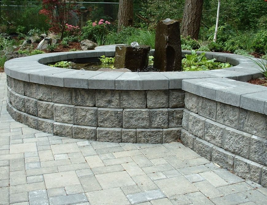 Retaining Wall Blocks Landscaping Network