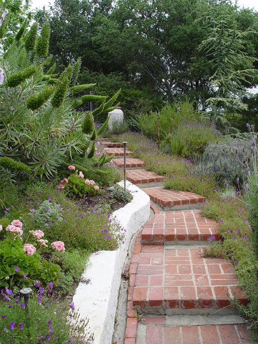 Garden Ideas On A Slope hillside landscaping - how to landscape a slope - landscaping network