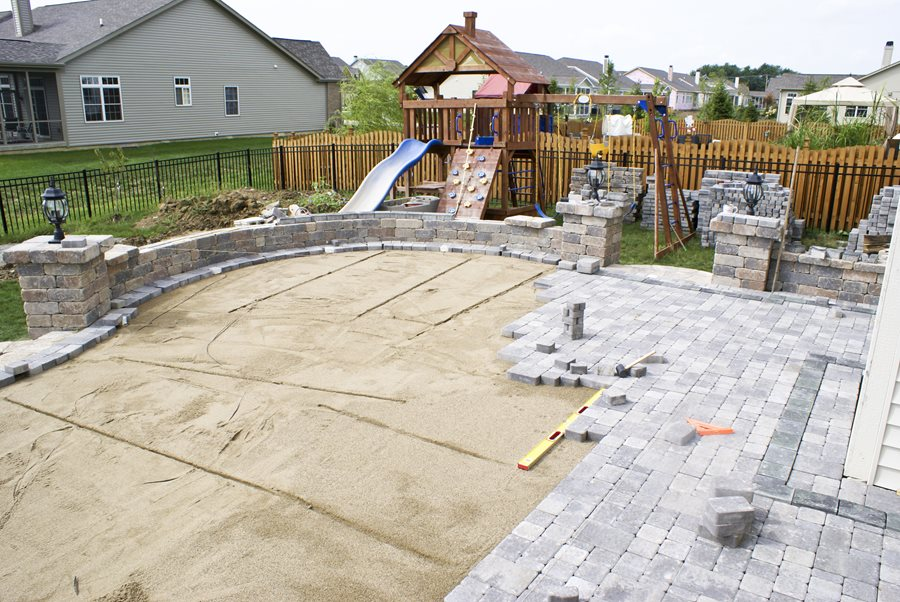 Building A Patio Landscaping Network Calimesa, CA