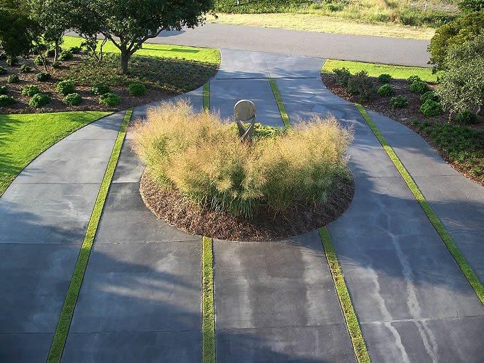 Decorative Driveway Borders Bands Amp Aprons Landscaping