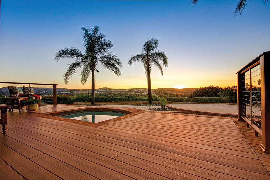 Deck Cost - Landscaping Network Mountain House Deck Designs Html on lake house deck designs, beach house deck designs, ranch house deck designs,