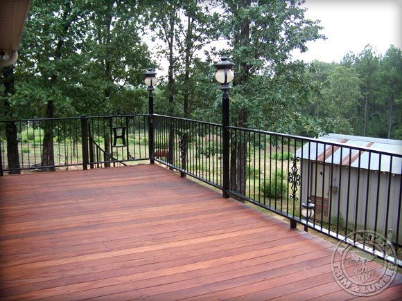 Aru Deck Wrought Iron Railing Advantage Lumber Buffalo Ny