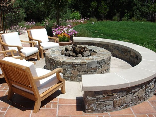 Fire Pit Placement Choosing The Best Location Landscaping Network
