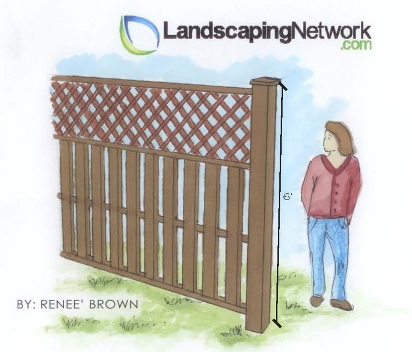 Fence Height Regulations Landscaping Network