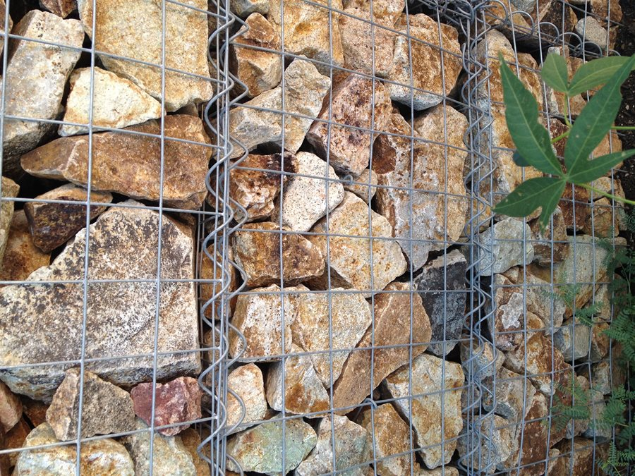 Gabion Retaining Wall Ideas Landscaping Network - Rock Wall Design