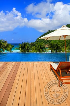Ipe And Tropical Hardwood Decking Landscaping Network