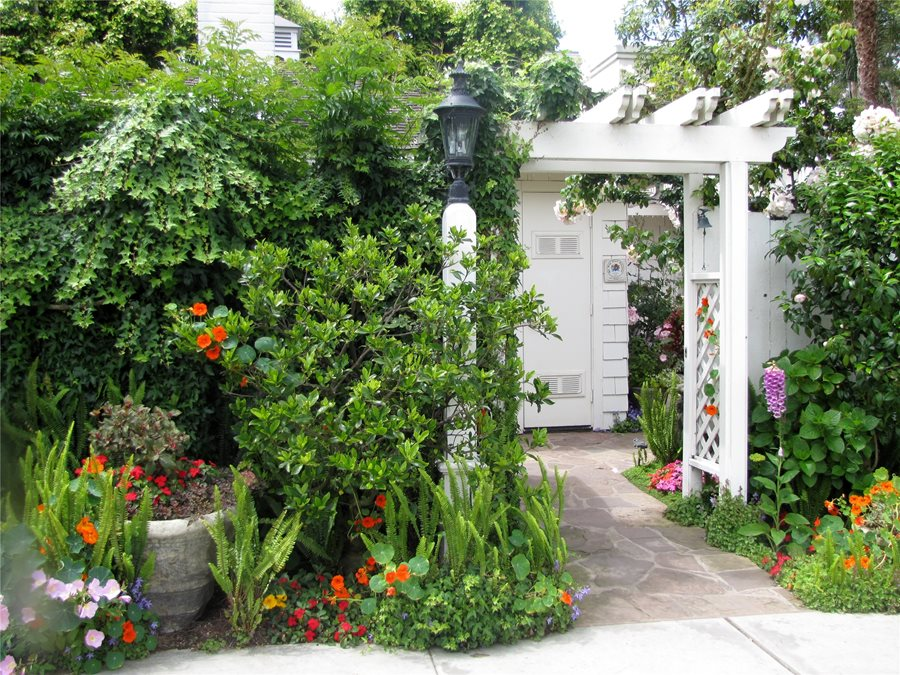 Garden Arbor Tips Landscaping Network