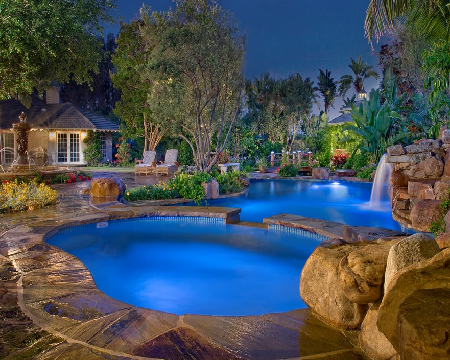 Swimming Pool Coping Landscaping Network