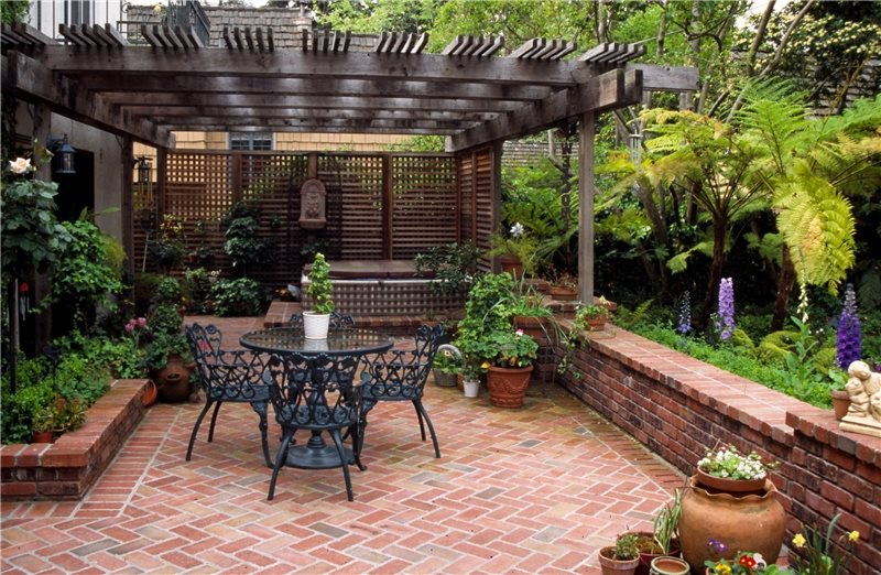 Backyard Landscape Types u2013 Families Empty Nesters and Nature Lovers - Landscaping Network