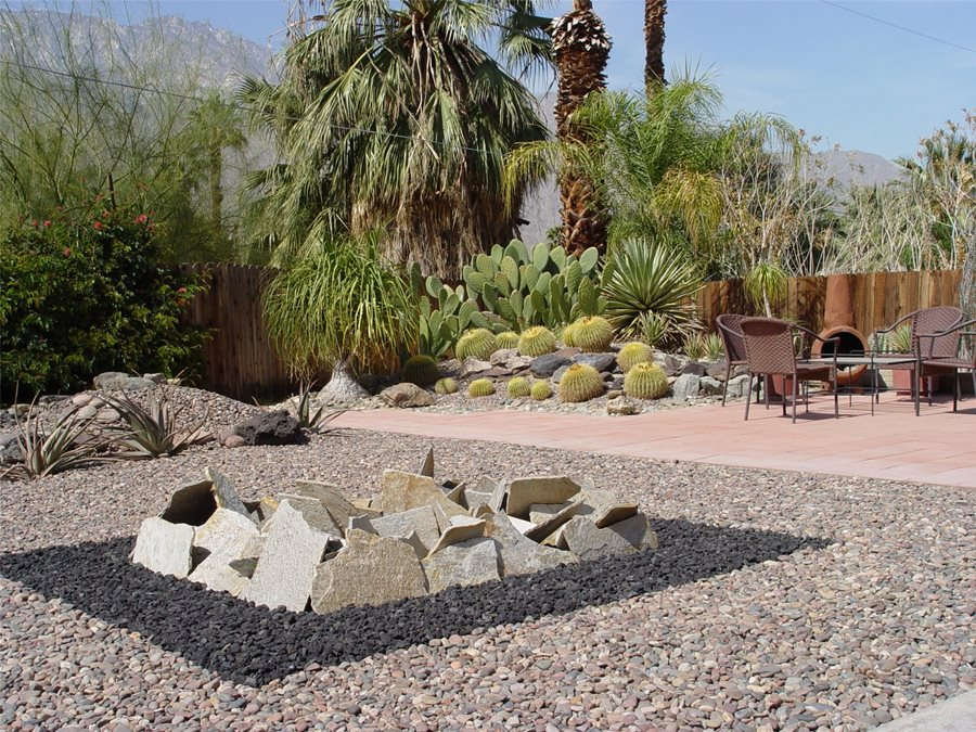 Maureen Gilmer Morongo Valley, CA. Here the lawn ... - Lawn Alternatives - Landscaping Network