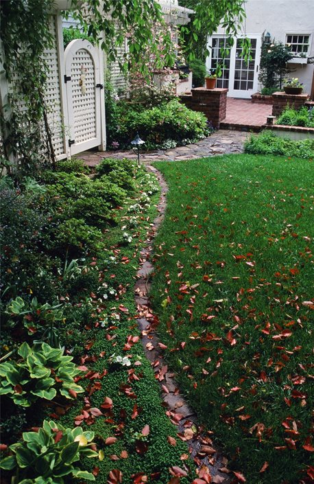 Landscape Edging Amp Mow Strips Landscaping Network