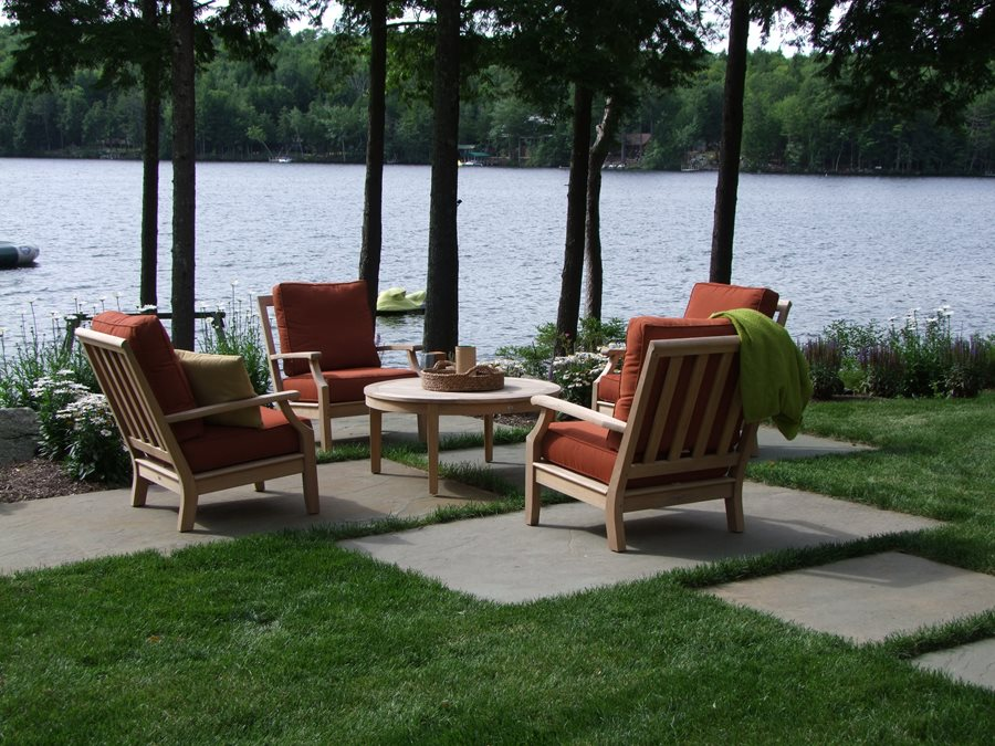 Small Patio Design - Landscaping Network on Lakefront Patio Ideas id=66794