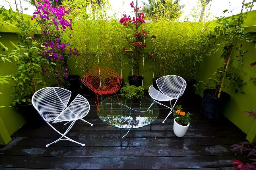 Retro Patio Furniture Landscaping Network Calimesa, CA