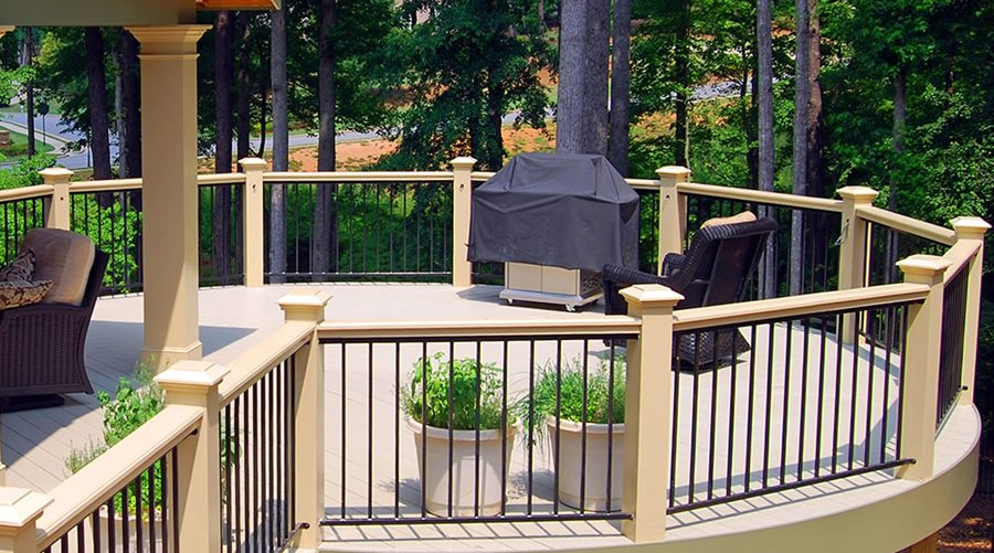 Deck Railing Ideas - Landscaping Network on deck lighting product, outdoor deck lighting, deck lighting kits, lake deck lighting, deck lighting at night, deck rail safety, deck led lighting, deck rail cables, deck lighting fixtures, composite deck lighting, deck wall lighting, deck track lighting, deck lighting systems, railing lighting, deck rail construction, deck fence lighting, deck rail tables, deck rail wiring, lowe's deck lighting, deck floor lighting,