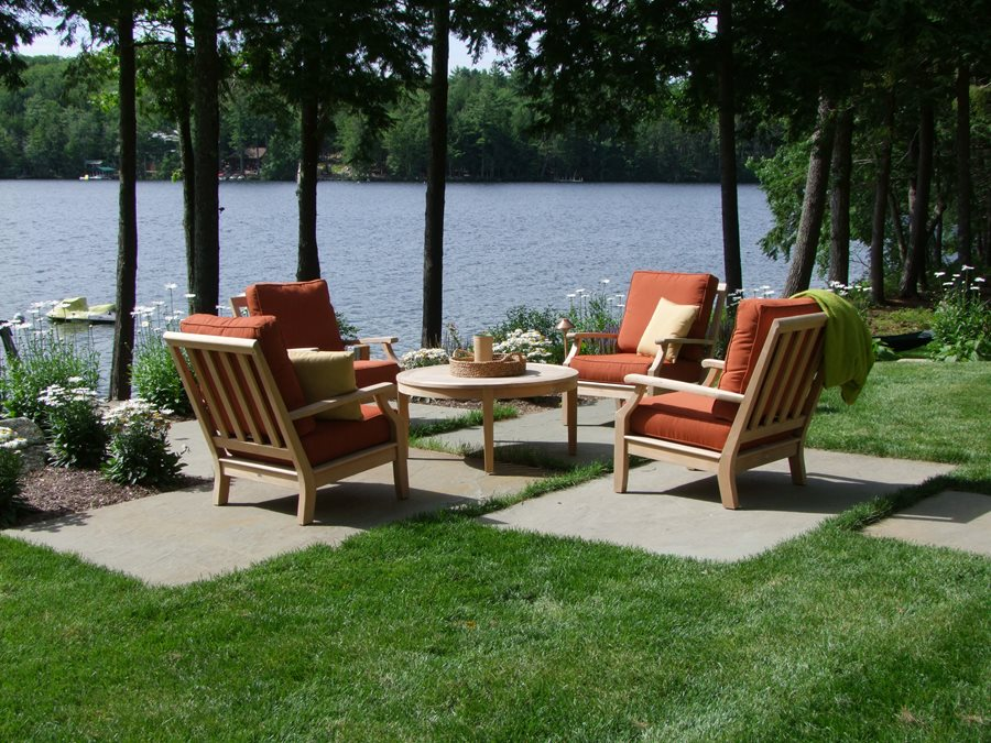 Waterfront Landscaping Ideas - Landscaping Network on Lakefront Patio Ideas id=91240