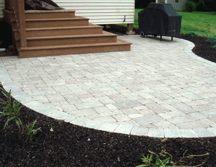 Paver Cost Landscaping Network - Cost to lay outdoor tiles