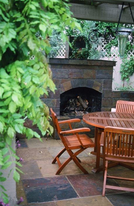 Patio Layout Ideas - Landscaping Network on Backyard Design Layout id=14726