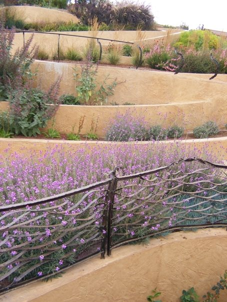 Hillside landscaping ideas solutions for slopes for Soft landscaping ideas