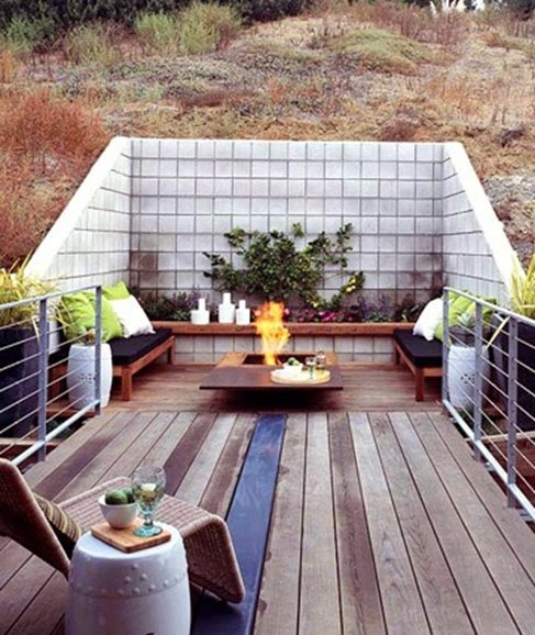 20 Sloped Backyard Design Ideas: Hillside Landscaping Ideas: Solutions For Slopes