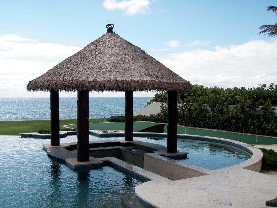 Tiki Hut Design - Landscaping Network