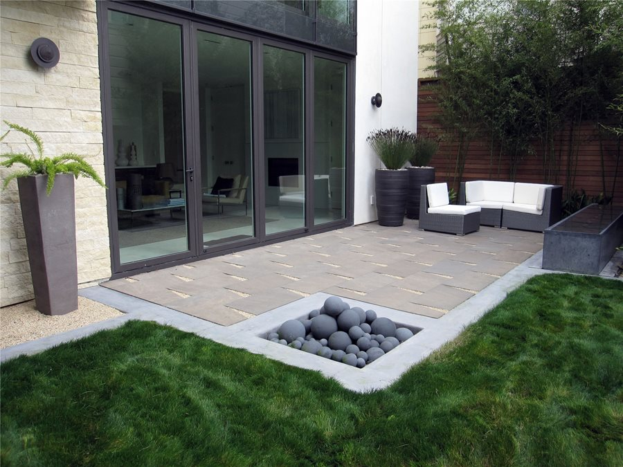 Small Patio Design - Landscaping Network on Patio And Grass Garden Ideas id=21595