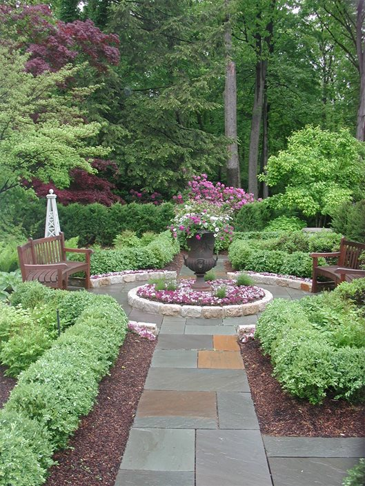 English Garden Design - Landscaping Network. Landscaping Network - garden design and landscaping