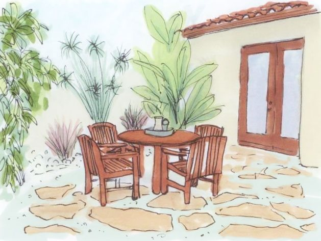 Patio Planning Landscaping Network