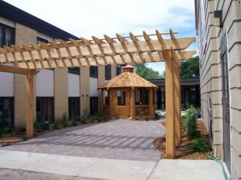 Pergola Price Ranges Landscaping Network
