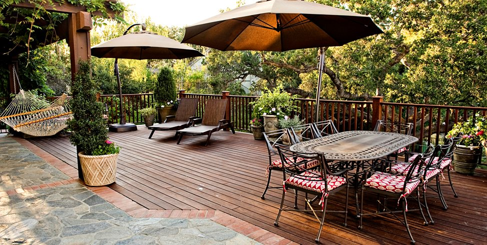 Ironwood Deck Lifescape Designs Simi Valley, CA