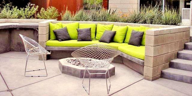 Modern Patio Design Patio REALM Tucson, AZ