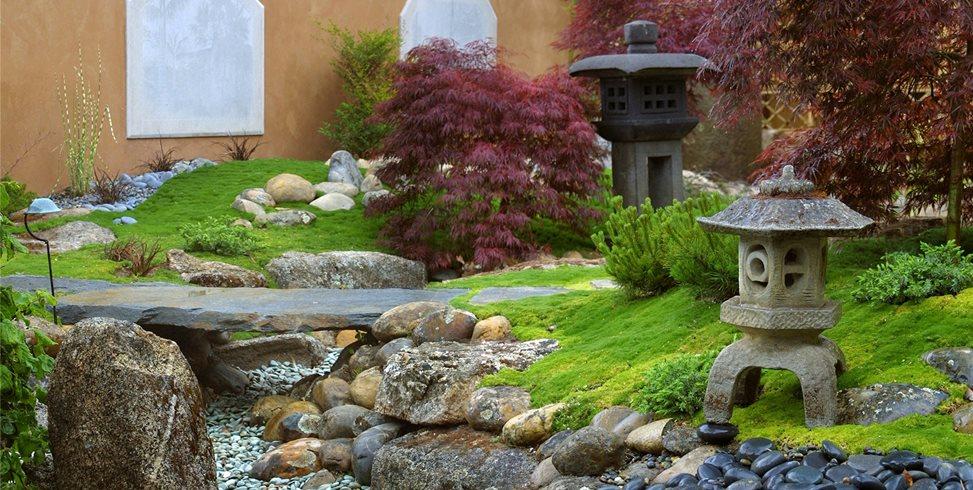 Japanese Landscape Design Ideas, Japanese Rock Garden Designs