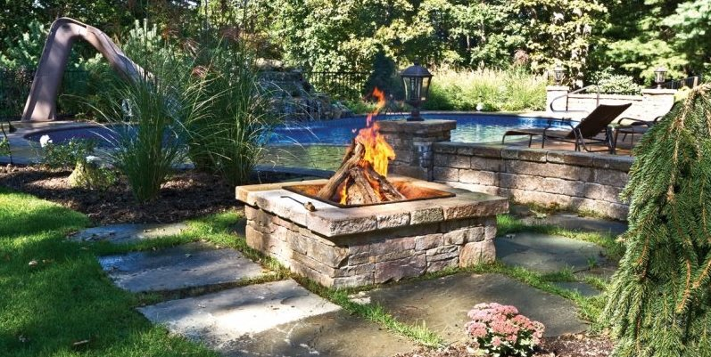 outdoor fire pit design ideas landscaping network backyard fire pit designs ideas backyard fire - Outdoor Fire Pit Design Ideas