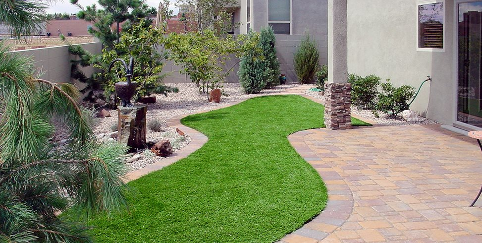 Artificial Turf Grass - Landscaping Network on Artificial Turf Backyard Ideas id=91802