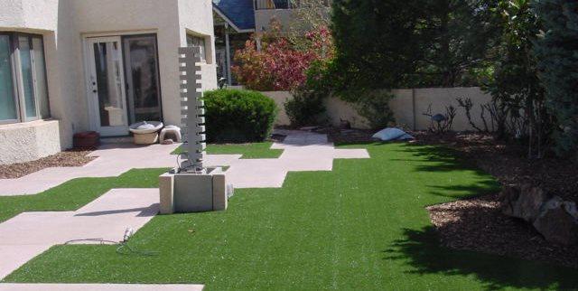 Backyard Turf WaterQuest, Inc. Albuquerque, NM