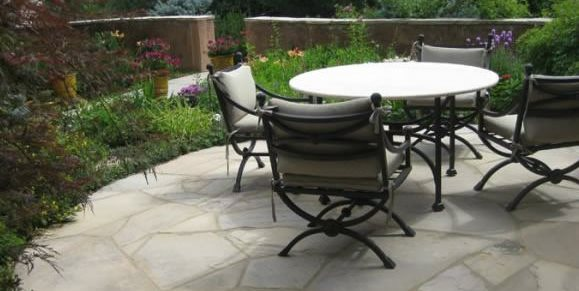 Flagstone, Patio Accent Landscapes Colorado Springs, CO