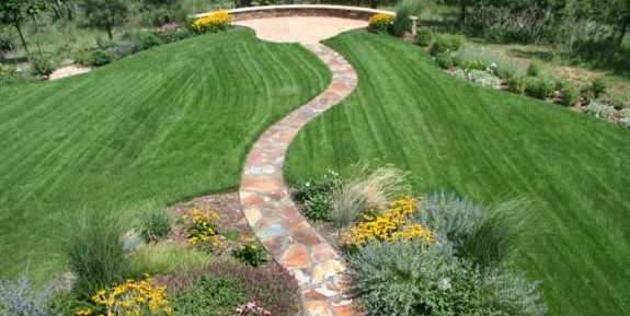 Flagstone Walkways