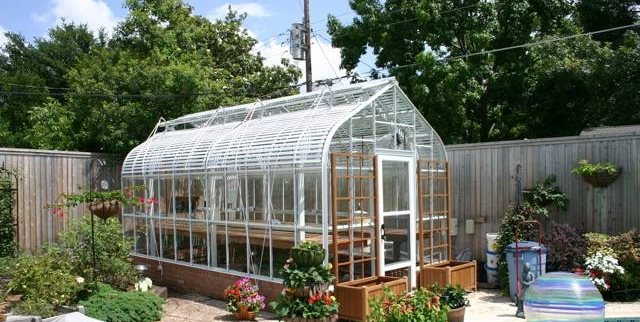 Freestanding, Greenhouse Claytonhill Greenhouse Company Kennedale, TX